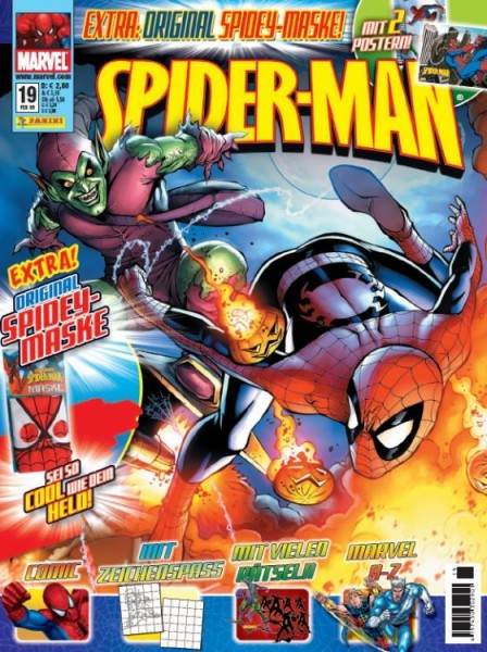 Spider-Man Magazin 19
