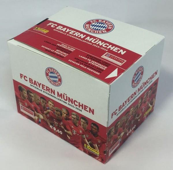 FC Bayern München 2015/2016 - Box mit 50 Tüten