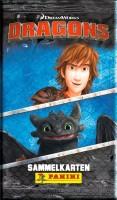 Dragons Trading Cards-Kollektion - Tüte