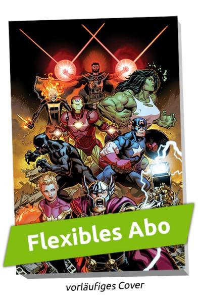 Flexibles Abo - Avengers Paperback Cover