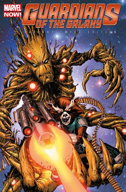 Guardians of the Galaxy 5 Special -...