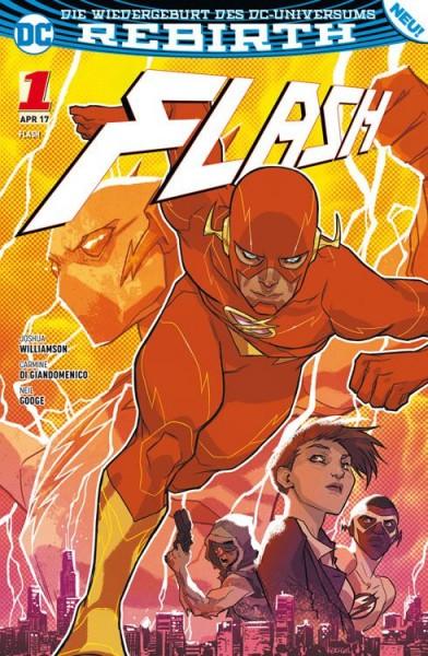 Flash 1: Die Flash-Akademie