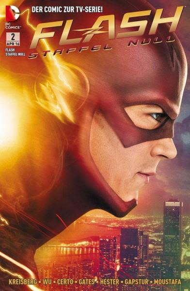Flash: Staffel Null 2