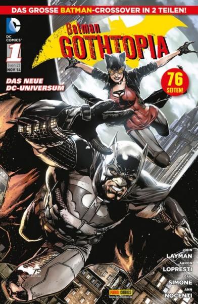 Batman Special - Gothtopia 1