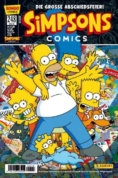Simpsons Comics 248