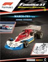Formula 1 Rennwagen-Kollektion 87: Ronnie Peterson (March 761) Cover