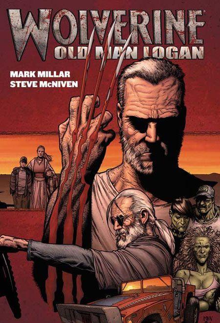 Marvel Exklusiv 84: Old Man Logan...