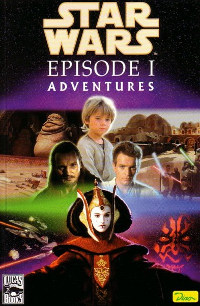 Star Wars Sonderband 5: Episode I - Adventures