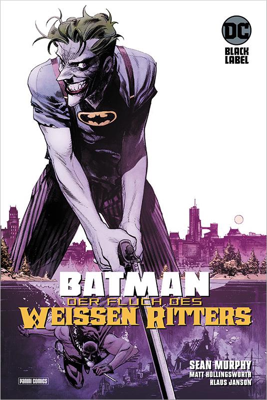 Batman - Der Fluch des Weißen Ritters...