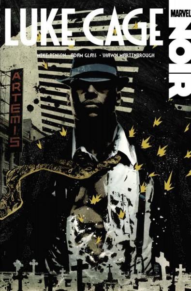 Marvel Noir: Luke Cage