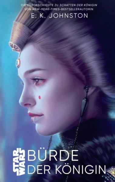 Star Wars Bürde der Königin Cover
