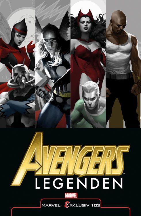 Marvel Exklusiv 103: Avengers - Legenden