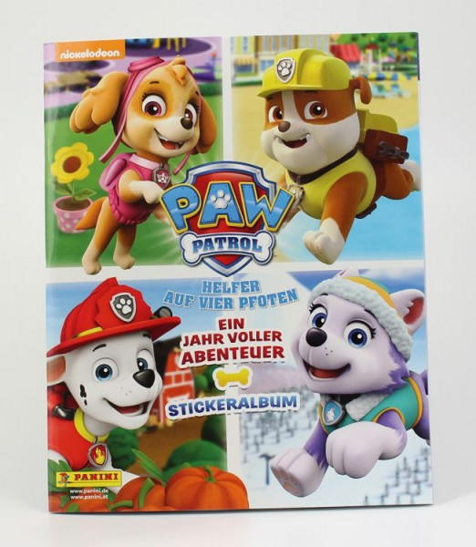 Paw Patrol Stickerkollektion - Album
