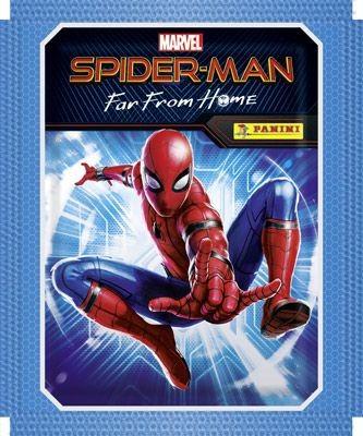 Spider-Man: Far From Home – Sticker und Cards – Tüte