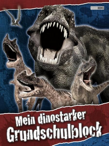 Dinosaurier - Grundschulblock