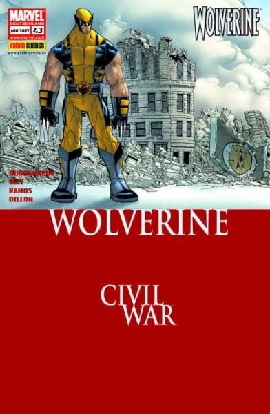 Wolverine 43