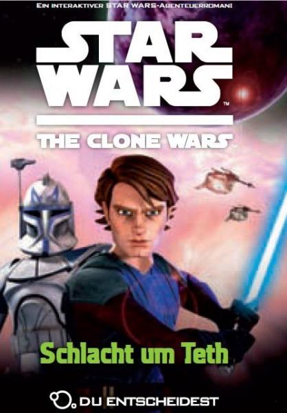 Star Wars: The Clone Wars - Du entscheidest 2: Schlacht um Teth