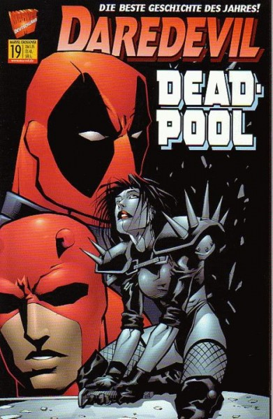 Daredevil/Deadpool 19