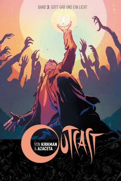 Outcast 3: Gott gab uns ein Licht Cover