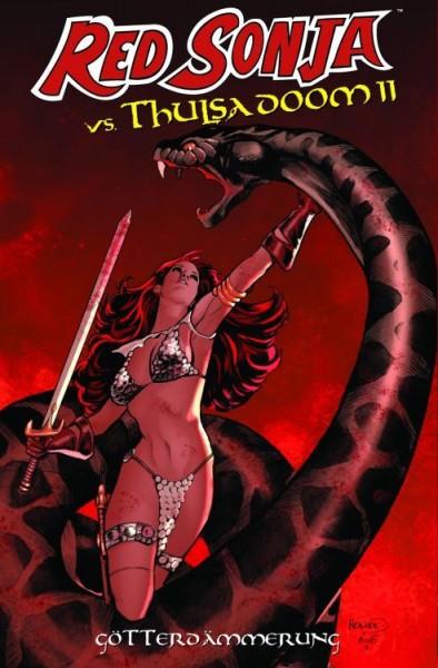 Red Sonja vs. Thulsa Doom II: Götterdämmerung
