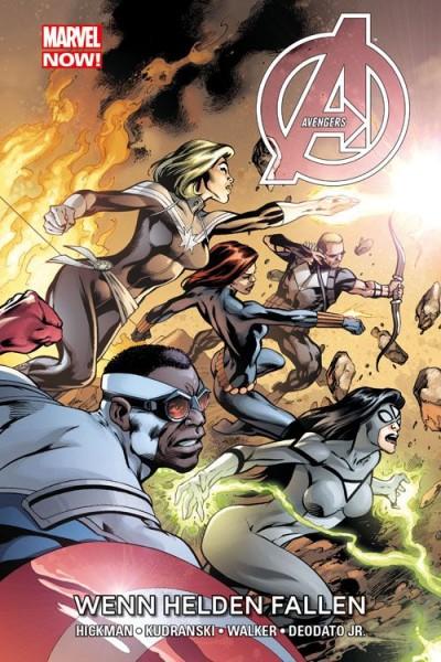 Avengers Paperback 7 (2014): Wenn Helden fallen Hardcover