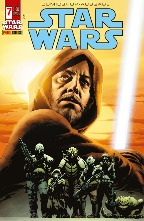 Star Wars 7 - Comicshop-Ausgabe