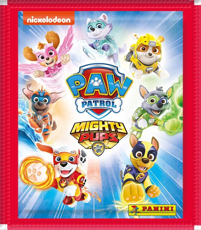 Paw Patrol Stickerkollektion Mighty Pups Vorschau 5