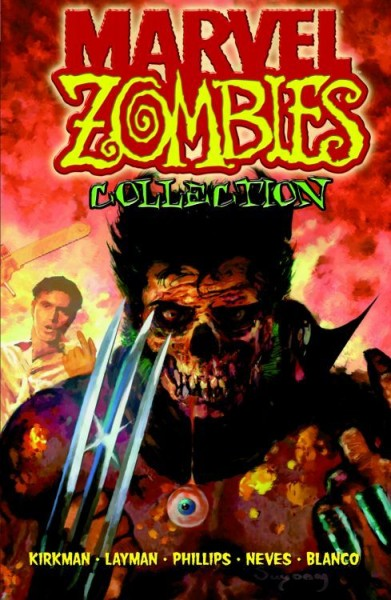 Marvel Zombies Collection - Comic Action 2009