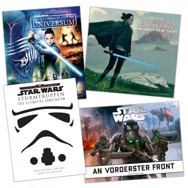 Star Wars - Deluxe-Bundle