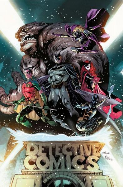 Batman: Detective Comics 1 Variant A