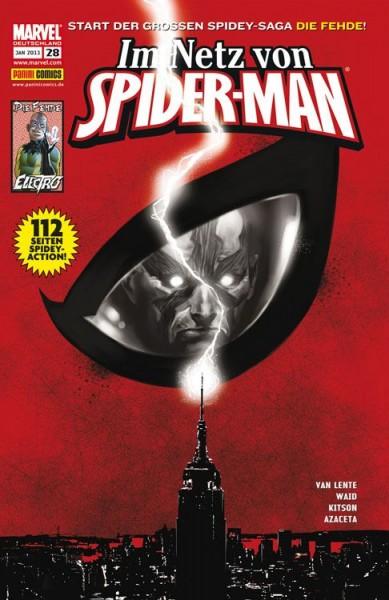 Im Netz von Spider-Man 28