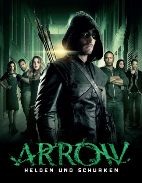 Arrow: Helden und Schurken