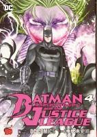 Batman und die Justice League 4 Cover