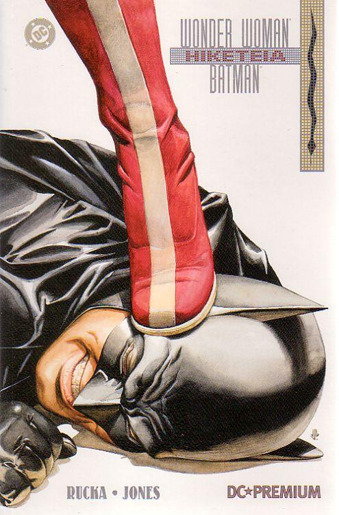 DC Premium 20: Wonder Woman/Batman -...