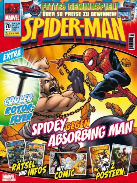 Spider-Man Magazin 70