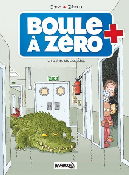 Glatzköpfchen 2: Die Krokodilbande Cover