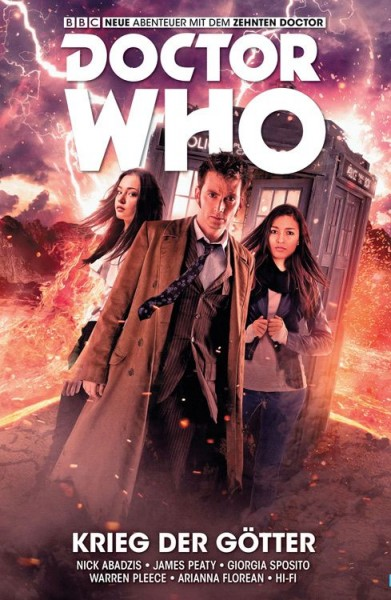 Doctor Who: Der zehnte Doctor 7: Krieg der Götter