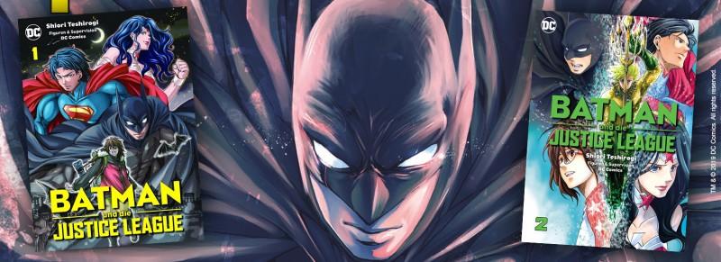 Batman und die JL