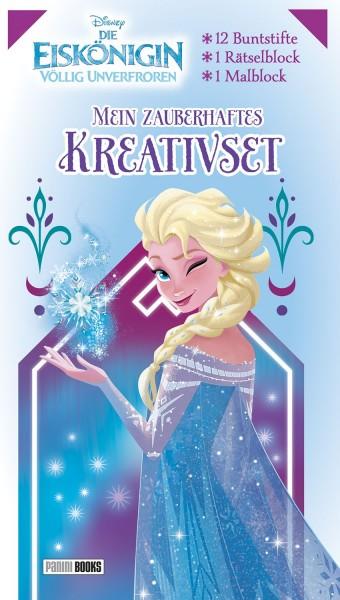 Disney: Die Eiskönigin: Mein zauberhaftes Kreativset