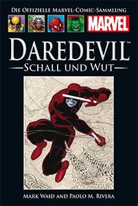 Hachette Marvel Collection 95: Daredevil - Schall und Wut