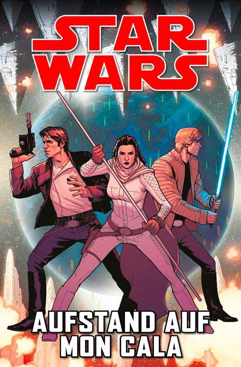 Star Wars Sonderband 111: Aufstand...