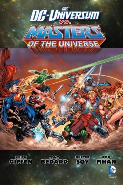 Das DC-Universum vs. Die Masters of the Universe