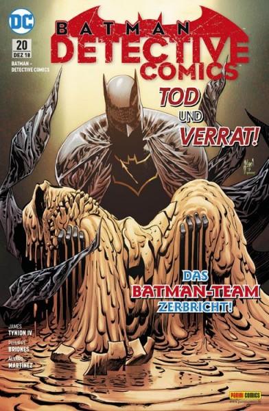 Batman: Detective Comics 20