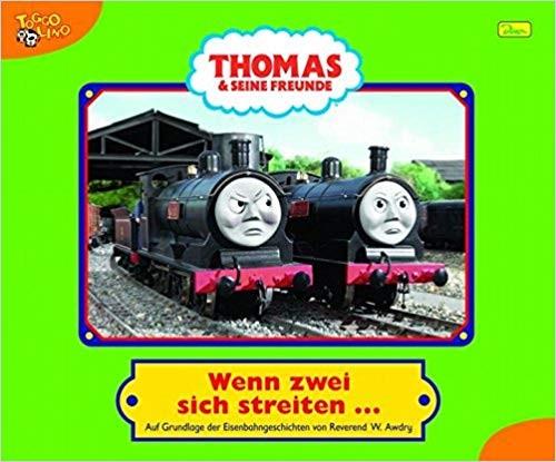 Thomas und seine Freunde 15: Wenn zwei sich streiten ...