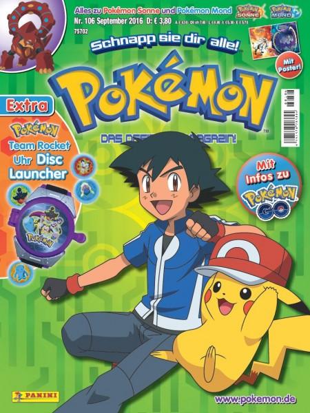 Pokémon Magazin 106