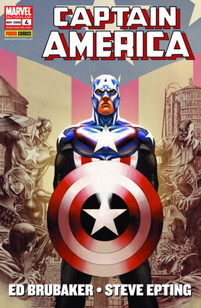 Captain America 4 (2008)