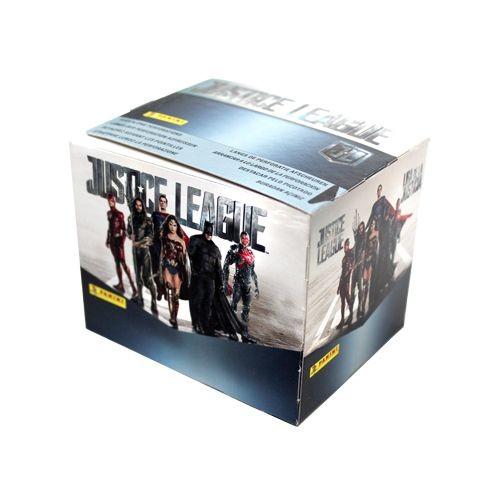 Justice League Stickerkollektion - Box
