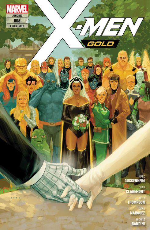 X-Men: Gold 6