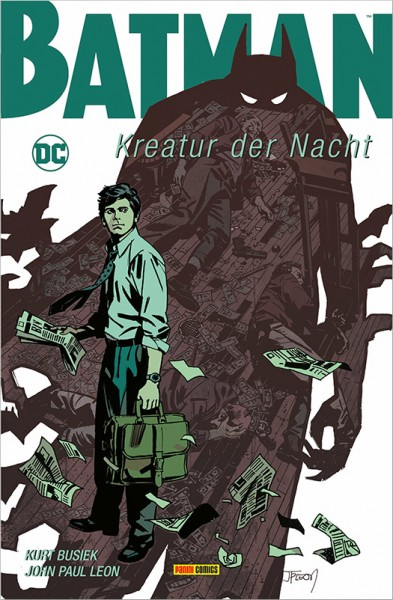 Batman: Kreatur der Nacht Cover