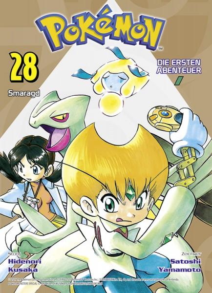 Pokémon - Die ersten Abenteuer 28: Smaragd